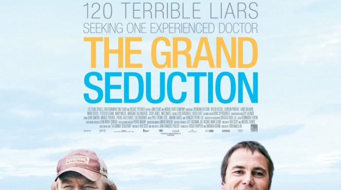 """The Grand Seduction"" English poster"